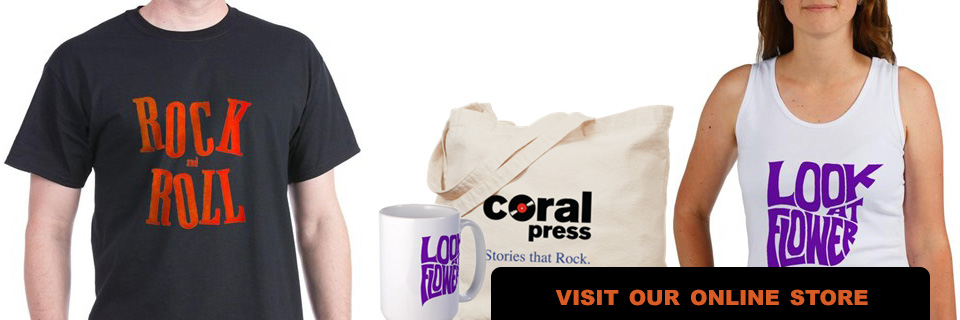 37ae641e6f6 Come visit Coral Press's online shop where you can order t-shirts, bags,  mugs, and all manner of cool stuff with our own Coral Press images.